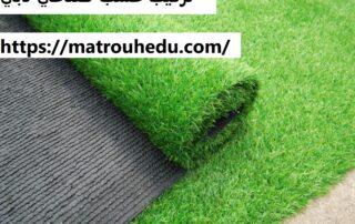 تركيب عشب صناعي دبي